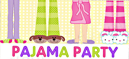 Pajama Party Clipart Free Clip Art Image-Pajama Party Clipart Free Clip Art Images-7