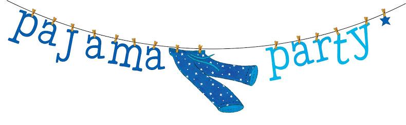 Pajama Party Invitation .-Pajama Party Invitation .-8