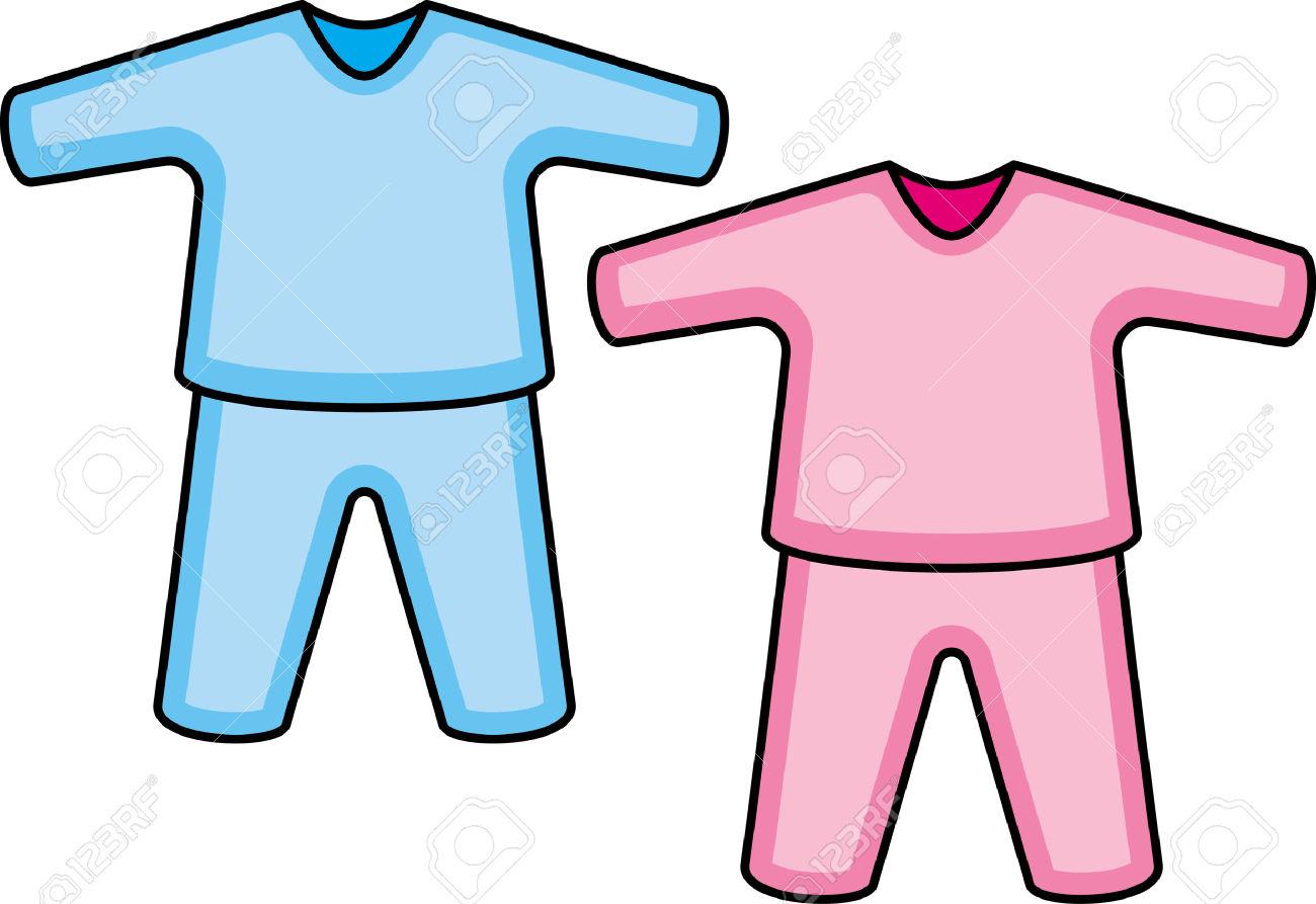 Pajamas Clip Art-pajamas clip art-10