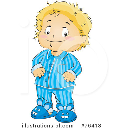 Pajamas Clipart 76413 By Bnp Design Studio Royalty Free Rf Stock