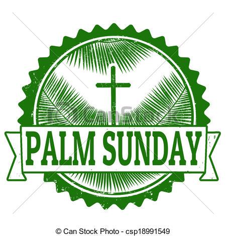 Palm Sunday clipart
