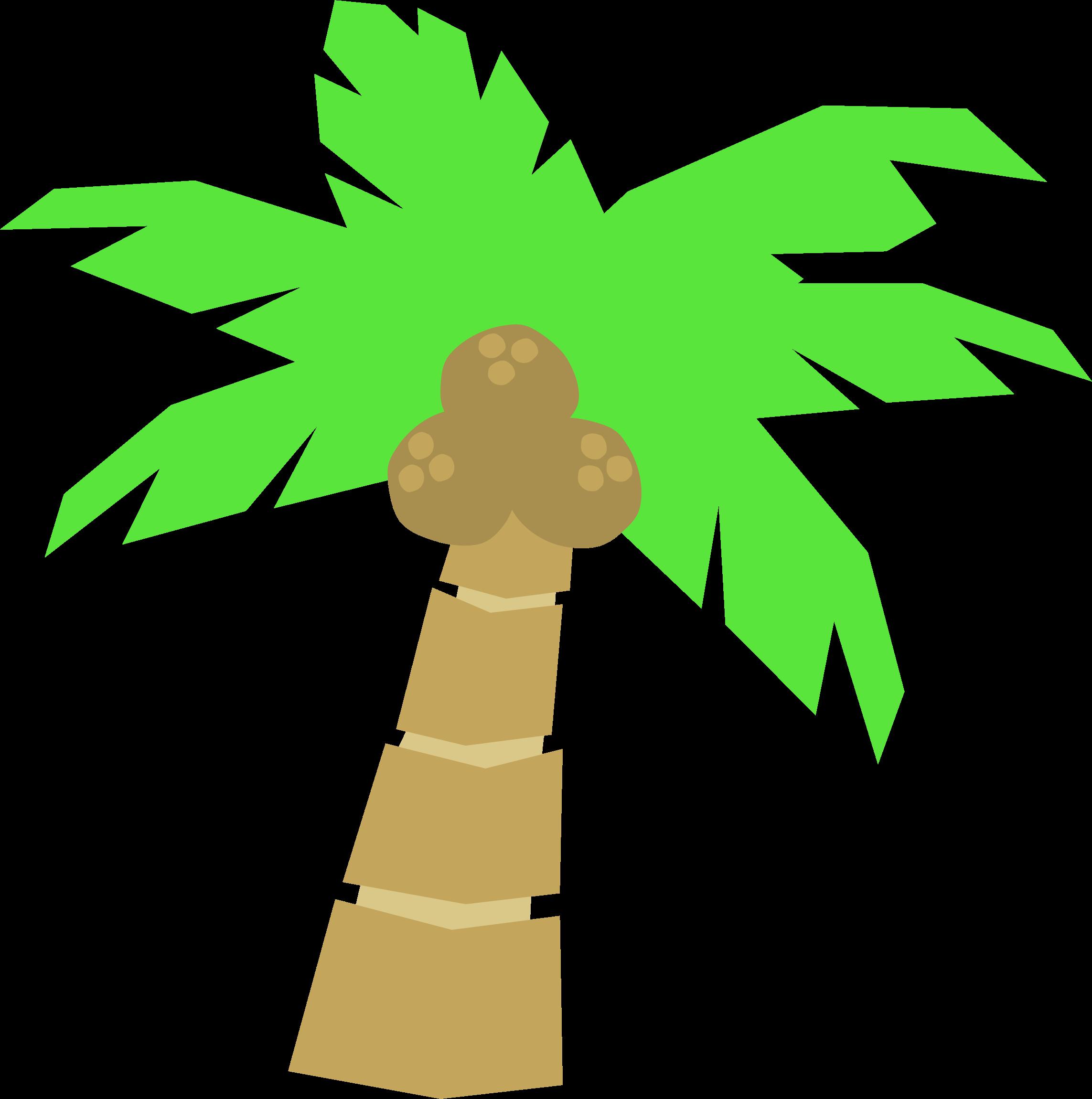 Palm tree art tropical palm trees clip art clip art palm tree 3 - Clipartix