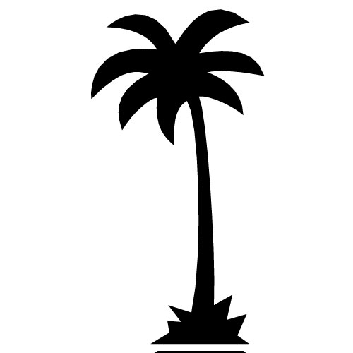 Palm Tree Art Tropical Palm Trees Clip A-Palm tree art tropical palm trees clip art go back images for 2-7