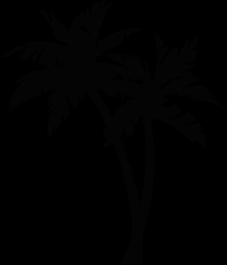 Palm Tree Clip Art 2 Image-Palm tree clip art 2 image-7