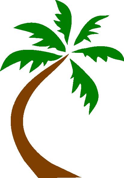 Palm Tree Clip Art-Palm Tree Clip Art-7