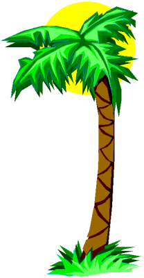 palm tree clipart-palm tree clipart-6
