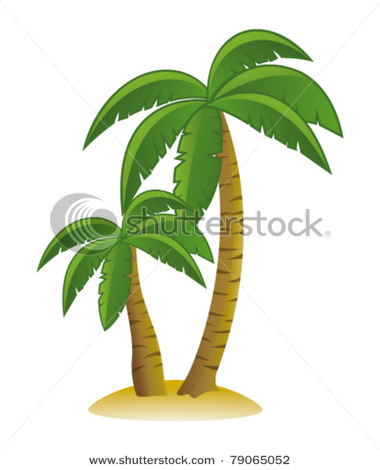 Palm Tree Leaves Clipart-Palm Tree Leaves Clipart-16