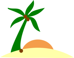 Palm Tree On Island Clip Art-Palm Tree On Island Clip Art-10