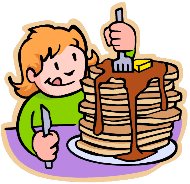 Pancake Clipart Free-Pancake Clipart Free-11