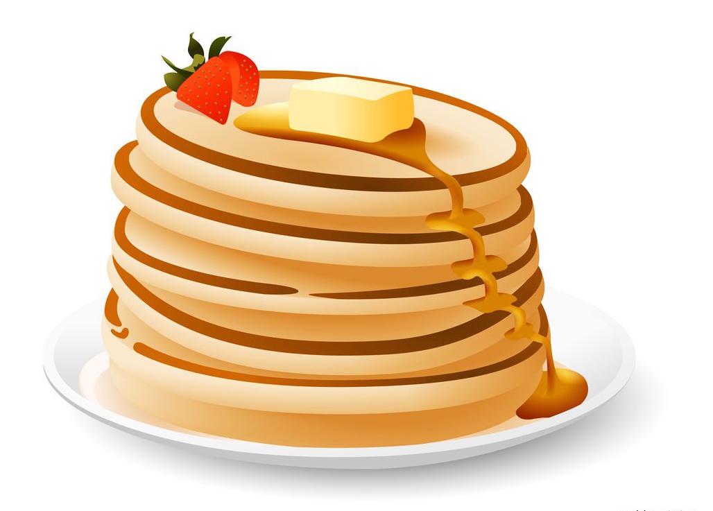 Pancake Clipart Free. Pancake Image