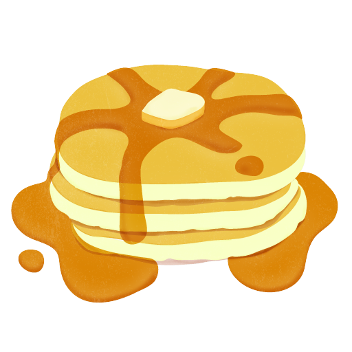 Pancake With Syrup Clip Art-Pancake With Syrup Clip Art-15