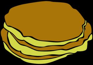Pancakes Clip Art