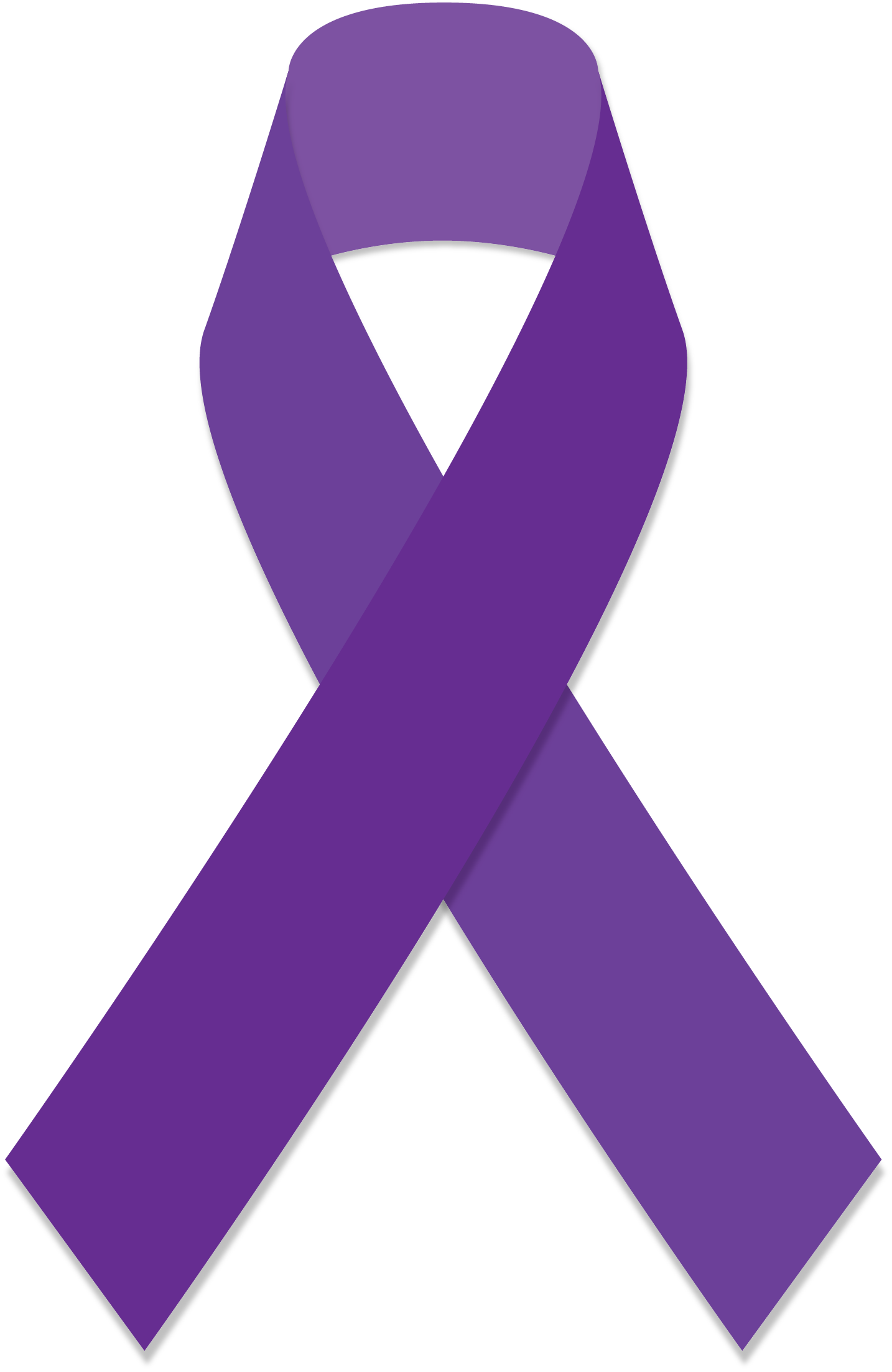 Pancreatic cancer ribbon clipart ...