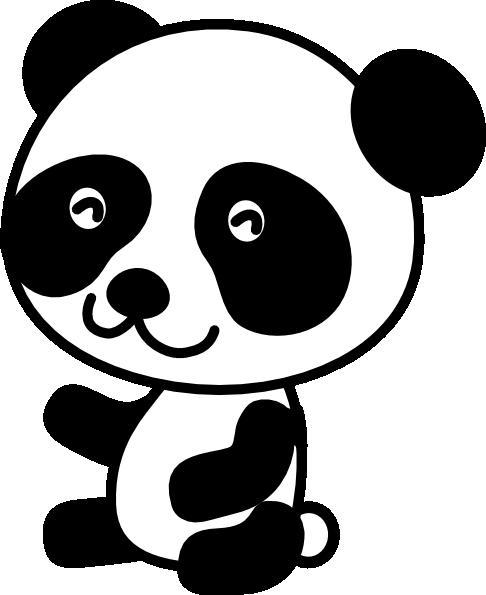 Panda clipart clipart cliparts for you-Panda clipart clipart cliparts for you-5