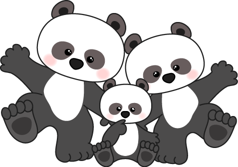 Panda Clipart Panda Stockphoto Scrapbooking Scrapbook Panda