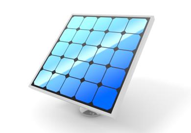 Panel Solar Power Clipart Free Illustration