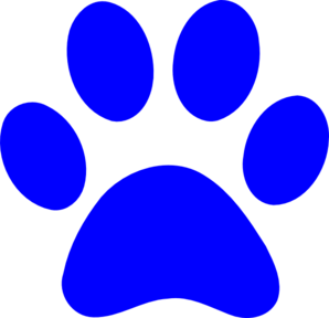 Panther Paw Clip Art