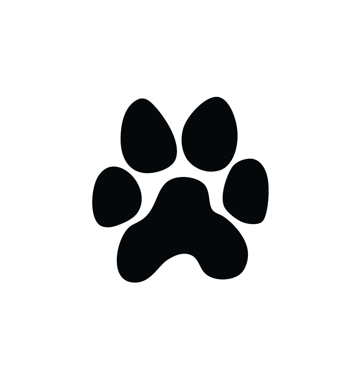 Panther Paw Clip Art Submited