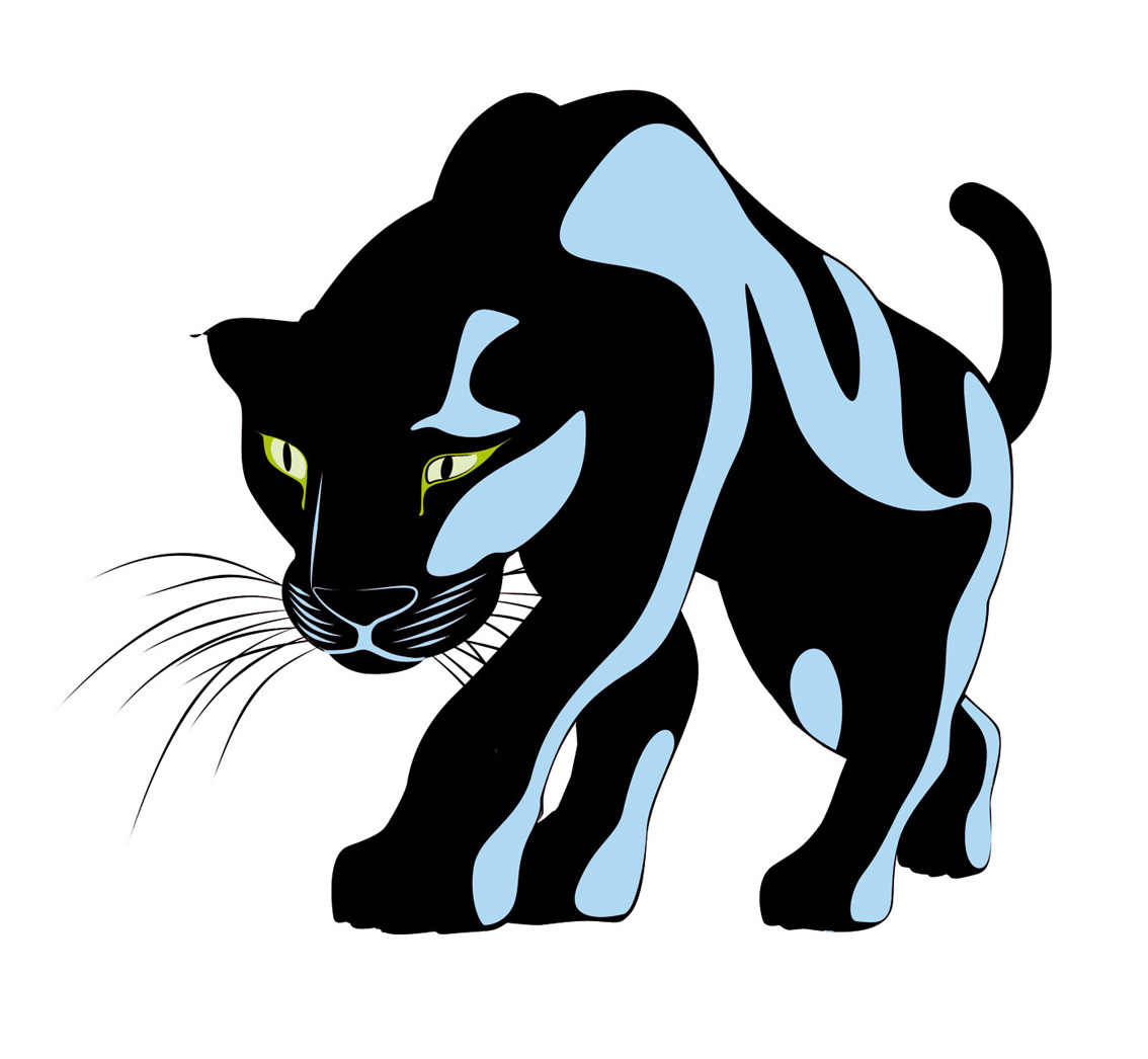 Panther Vector Art Free Cliparts That Yo-Panther Vector Art Free Cliparts That You Can Download To You-12