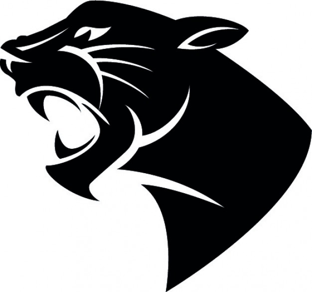 Panther Vector Clipart #1