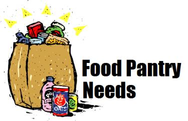 Pantry Clipart Food Pantry Needs Jpg