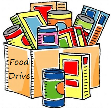 ... Pantry Food Drive Clipart ...