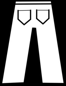 Pants Clip Art At Clker Com Vector Clip Art Online Royalty Free