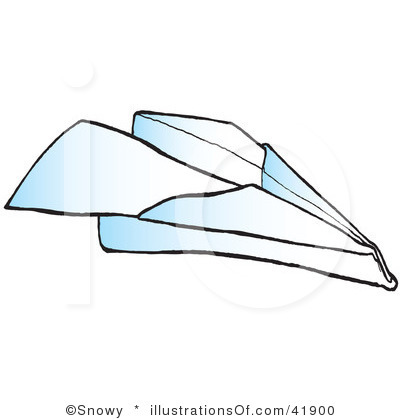 Paper Airplane Clipart-paper airplane clipart-4