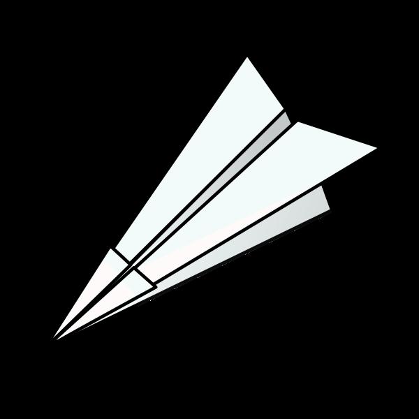 Paper Airplane Clipart-paper airplane clipart-10