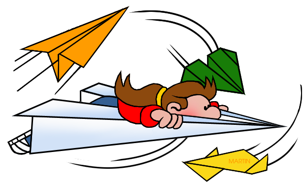 Paper Airplane. Paper Airplane. Flying P-paper airplane. paper airplane. Flying Paper Airplane Clipart .-15