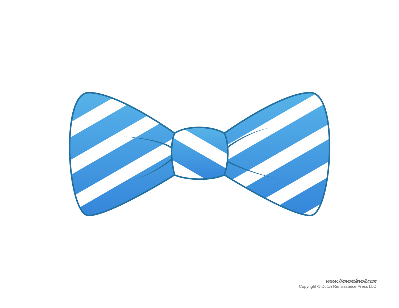 Paper Bow Tie Templates Bow Tie Printabl-Paper Bow Tie Templates Bow Tie Printables-2