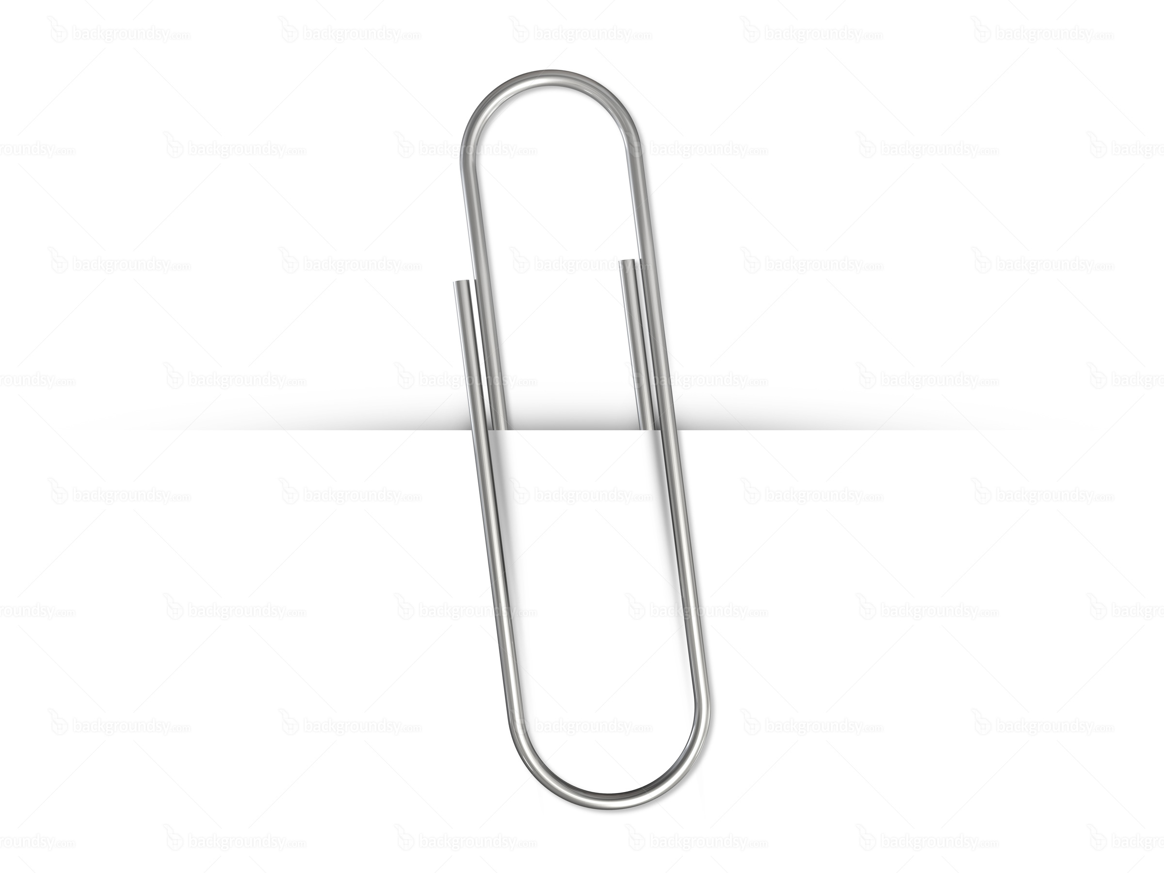 Paper clip attachment - Paperclip Png