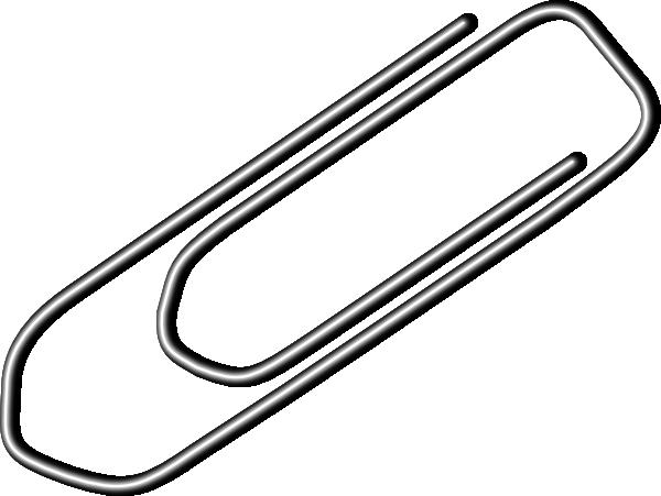 Paper Clip Clip Art At Clker Com Vector Clip Art Online Royalty