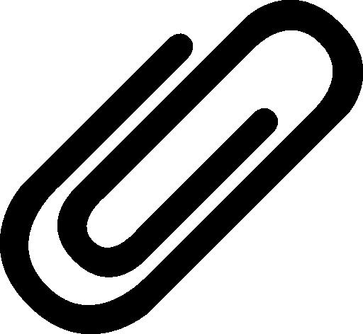 paper clip clipart