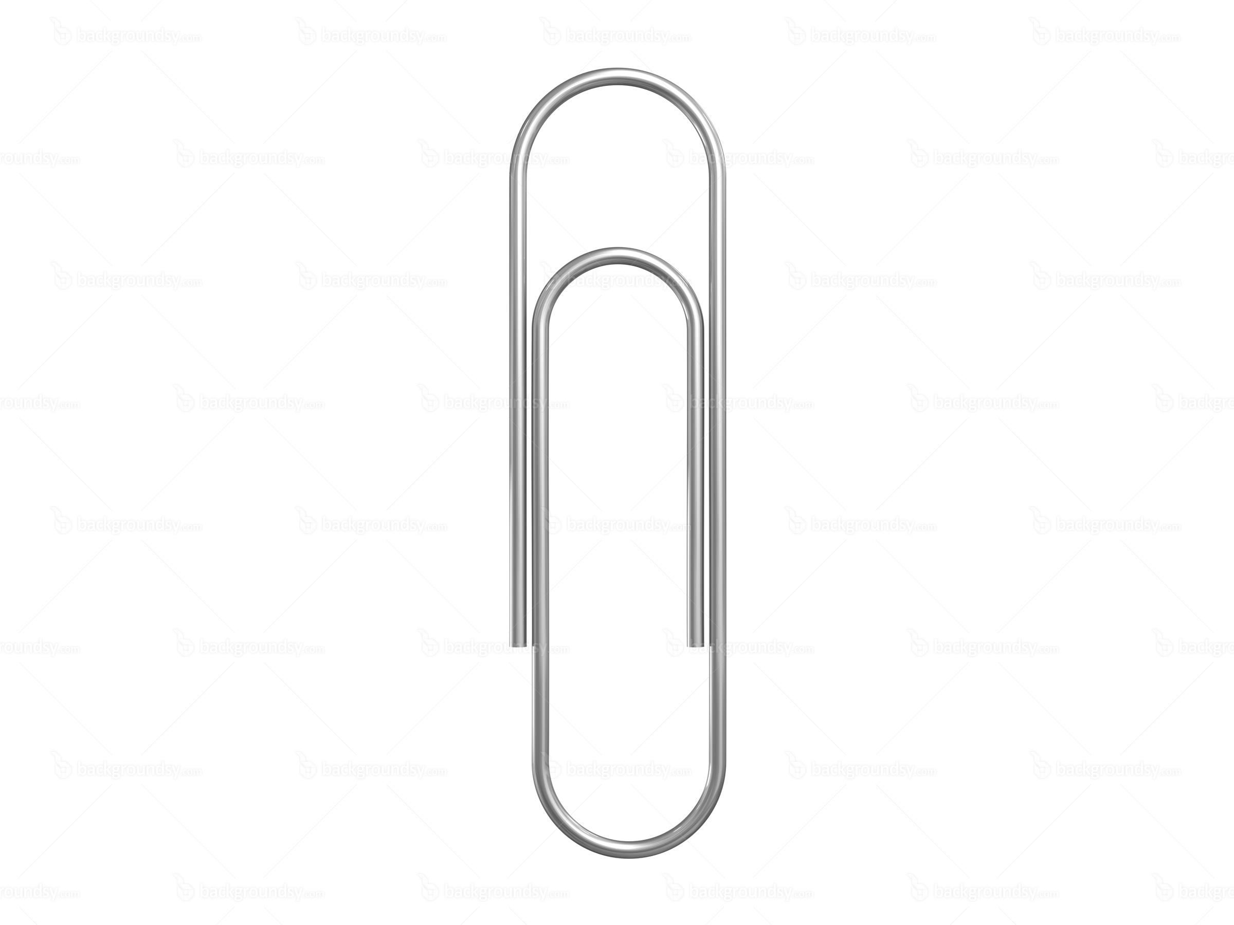 Paper clip u0026middot; office paper symbol