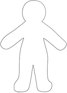 Paper Doll Template On Pinterest Paper D-Paper Doll Template On Pinterest Paper Doll Chain Vintage Paper-3