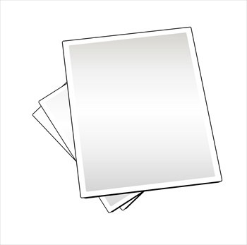 sheet clipart