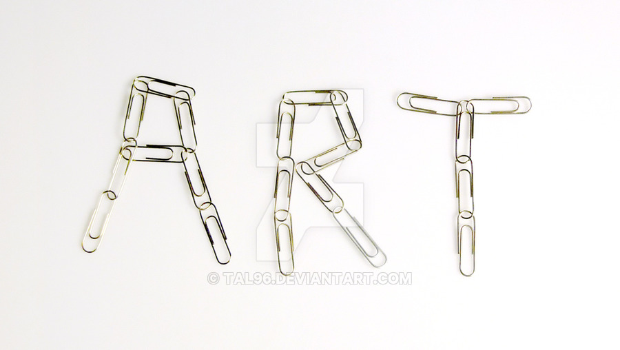 paperclip ART by Tal96 ...