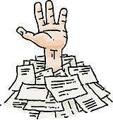 Paperwork Clipart And Illustrations-Paperwork clipart and illustrations-7