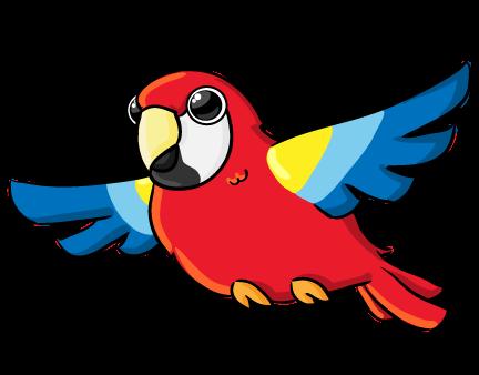 Parakeet Clipart-Parakeet Clipart-8