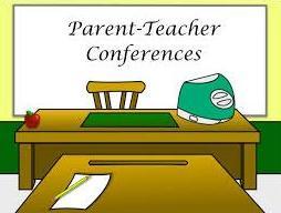 Parent Teacher Conferences Notice-Parent Teacher Conferences notice-12