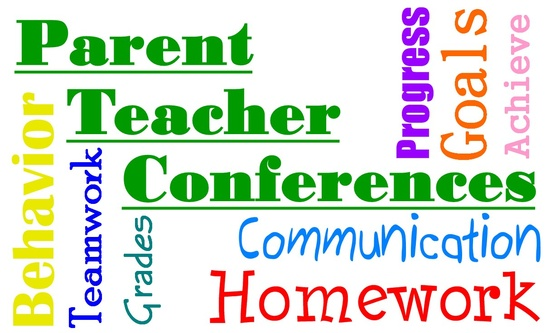 Parent Teacher Conferences .-Parent Teacher Conferences .-10