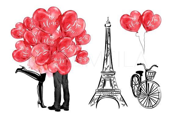 Paris Clipart-Clipartlook.com-580