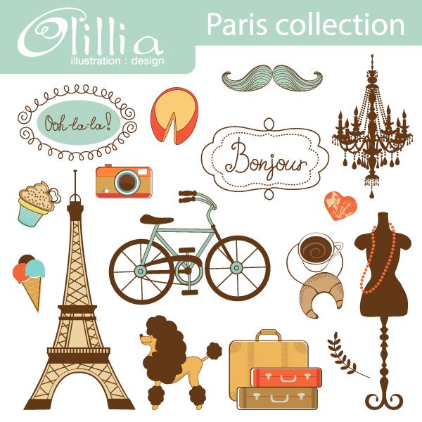 Paris Clipart