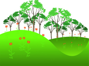 Park And Tree Clipart-Park And Tree Clipart-13