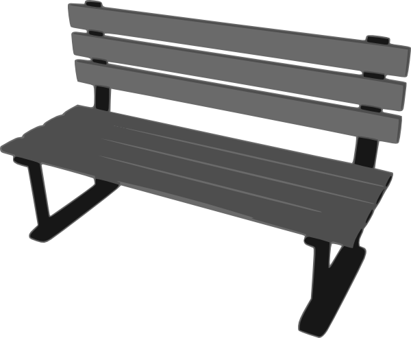 Park Bench Clip Art At Clker Com Vector -Park Bench Clip Art At Clker Com Vector Clip Art Online Royalty-8