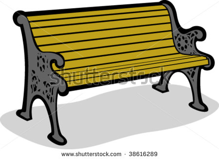 Park Bench Clipart Black And White Clipa-Park Bench Clipart Black And White Clipart Panda Free Clipart-9