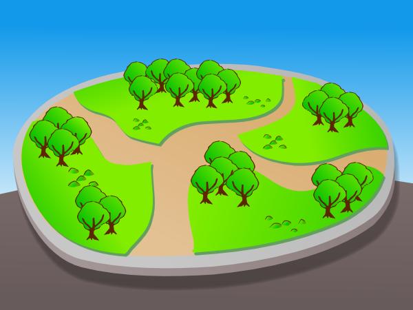 Park Map Clip Art At Clker Com Vector Cl-Park Map Clip Art At Clker Com Vector Clip Art Online Royalty Free-12
