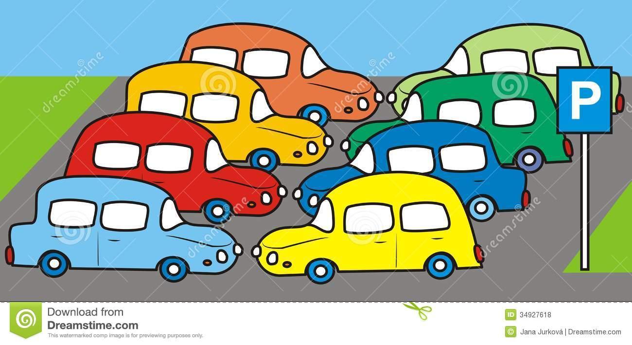 Parking Royalty Free Stock Photos Image -Parking Royalty Free Stock Photos Image 34927618-18