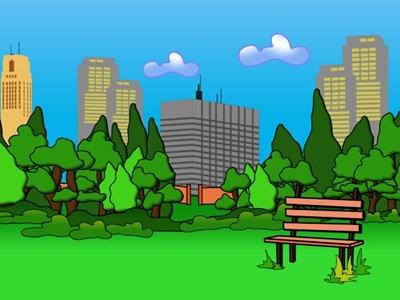 Parkpic2 u0026middot; Rebuild - Park Clip Art